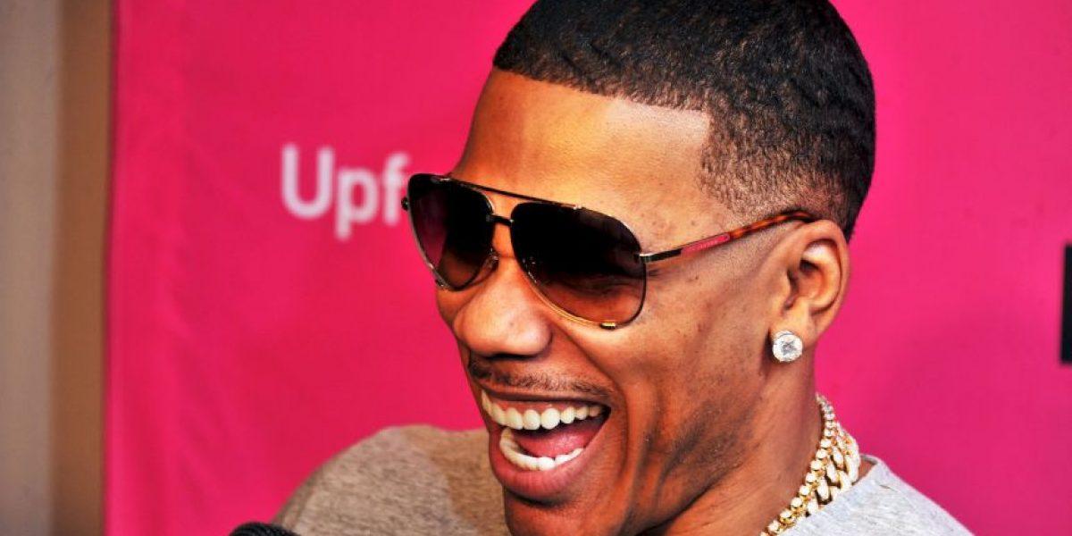 Arrestan al rapero Nelly por cargos de drogas