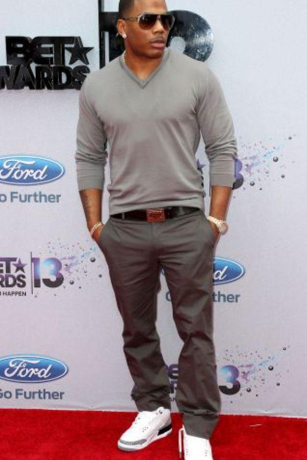 El rapero tiene 40 años Foto:Getty Images