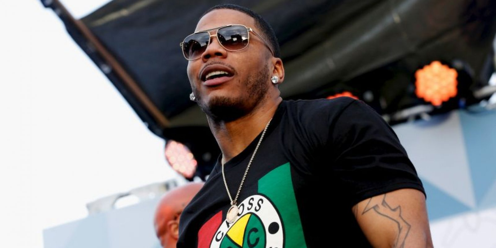 "Nelly se dio a conocer ante el público en el 2000 con el álbum ""Country Grammar"" Foto: Getty Images"