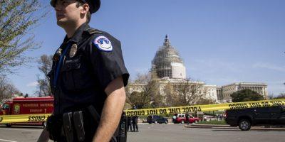Nadie podía ni entrar ni salir Foto:Getty Images
