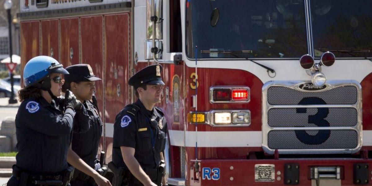 Un tiroteo y paquete sospechosos ocasionan el cierre de Capitolio