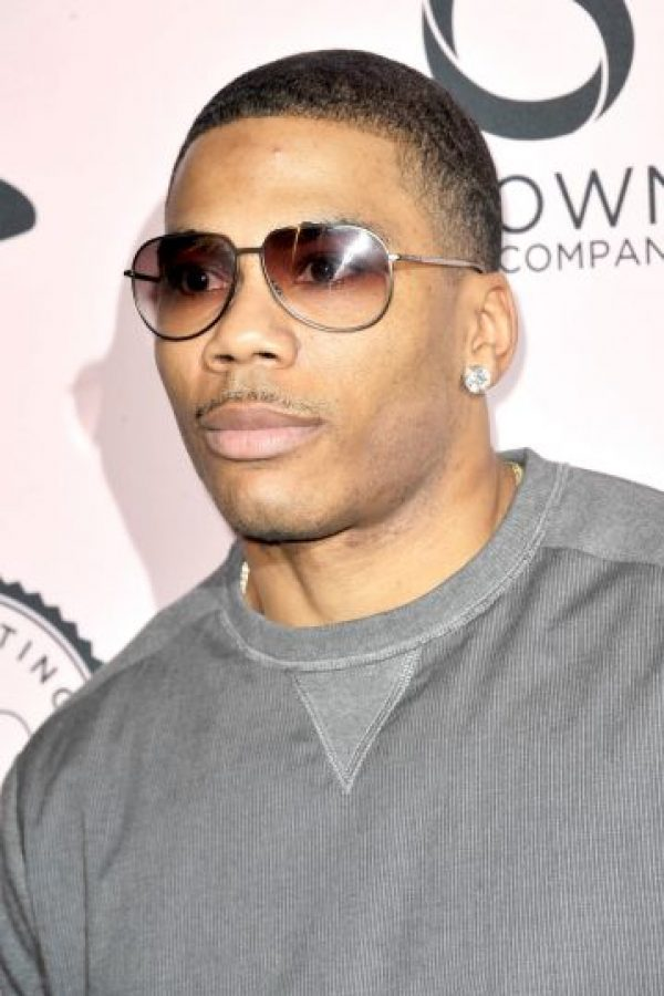 Los padres de Nelly se divorciaron cuando él tenía un año. Su infancia fue dura, en su familia había violencia Foto:Getty Images