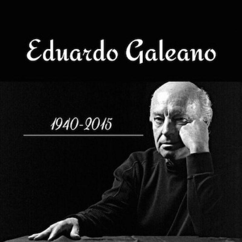 Existen más de 6 millones de tweets con el hashtag #EduardoGaleano Foto:Instagram.com/elnoticierotc