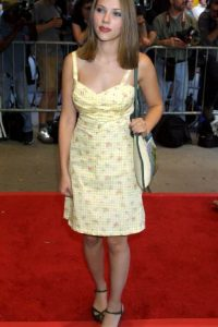 2001, Scarlett Johansson Foto:Getty Images