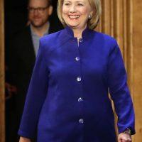 """Según """"PBS"""", Clinton apoya la reforma migratoria integral para legalizar a los indocumentados. Foto:Getty"""