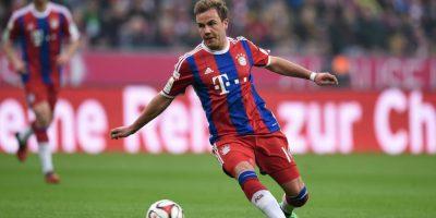 El hombre del Bayern Múnich tiene un valor de 50 millones de euros Foto:Getty Images
