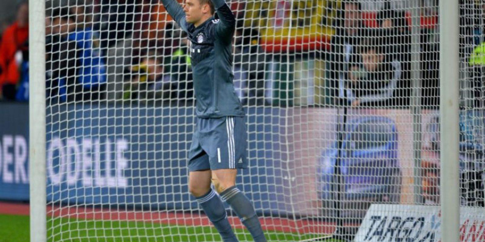 El portero alemán es el más caro de la Liga de Campeones de Europa con un costo de 45 millones de euros Foto:Getty Images