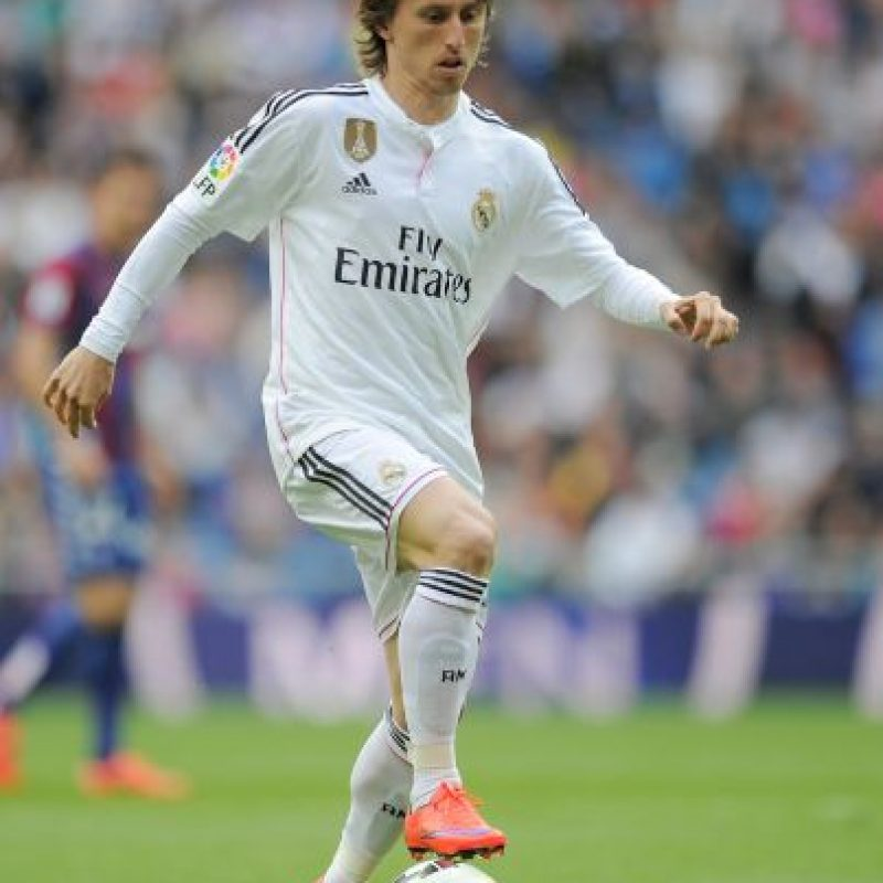 Luka Modric vale 55 millones Foto:Getty Images