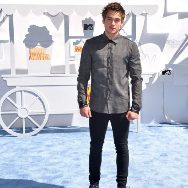Dylan Sprayberry Foto:Getty Images