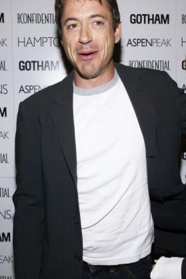 2004, Robert Downey Jr. Foto:Getty Images