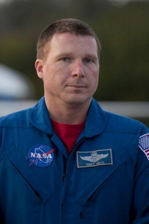 Seleccionado como piloto de la NASA en julio de 2000 Foto:Getty Images