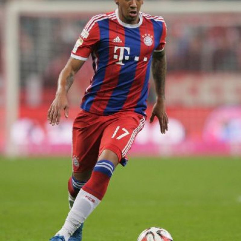Jerome Boateng Foto:Getty Images