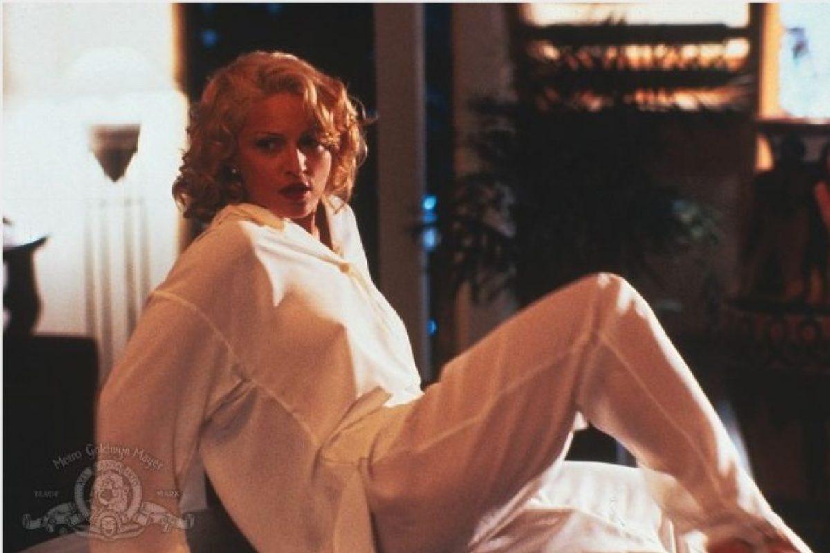 "Madonna en la película ""Body of Evidence"". Foto:Metro-Goldwyn-Mayer Studios Inc"