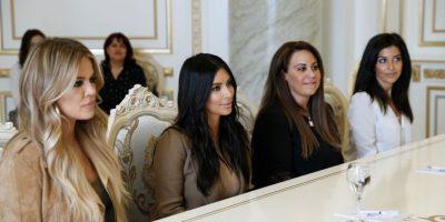 También se reunieron con el primer ministro de Armenia, Hovik Abrahamyan. Foto:AFP