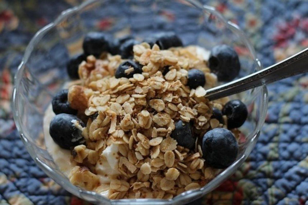 5. El yogur podría ayudar contra las infecciones vaginales, pues sus bacterias constituyen un bactericida que ayuda a reestablecer la flora. Foto:Pixabay