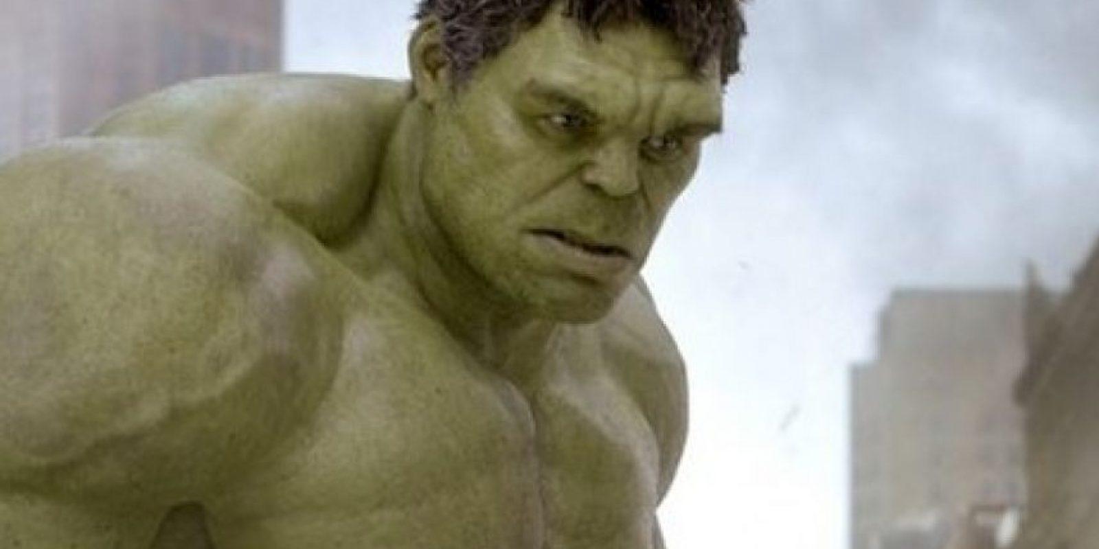 Dr. Bruce Banner/El Increíble Hulk Foto:Marvel