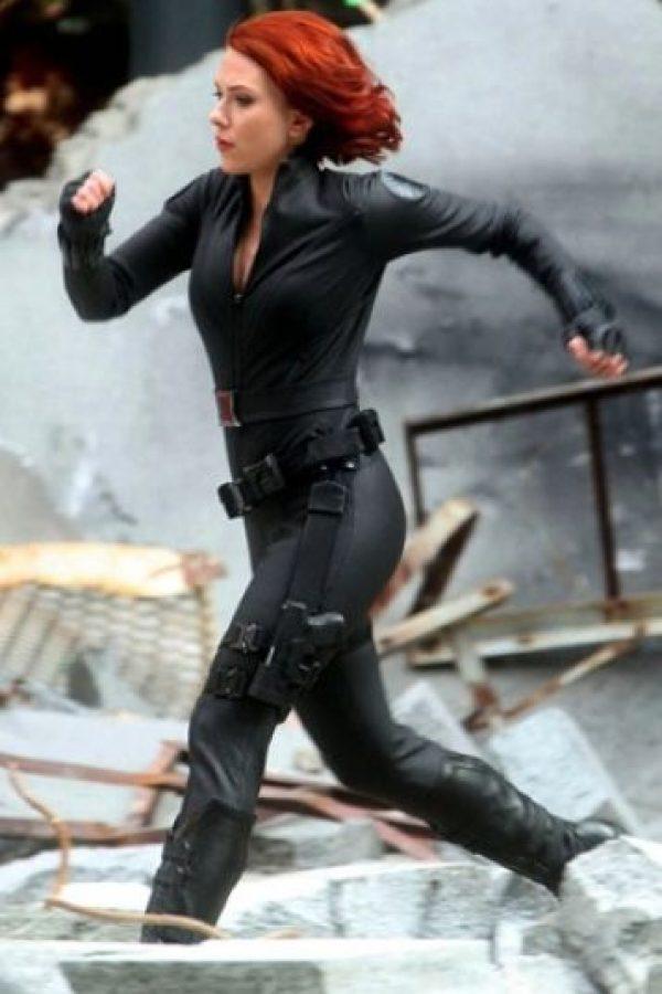 Natasha Romanoff/La Viuda Negra Foto:Marvel