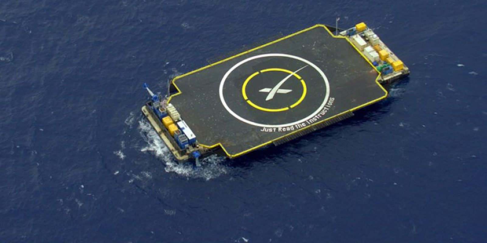 Foto:Vía Livestream.com/SpaceX