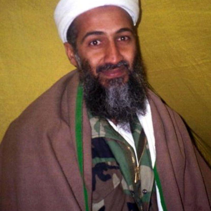 Fundador del grupo terrorista Al Qaeda. Foto:Getty Images