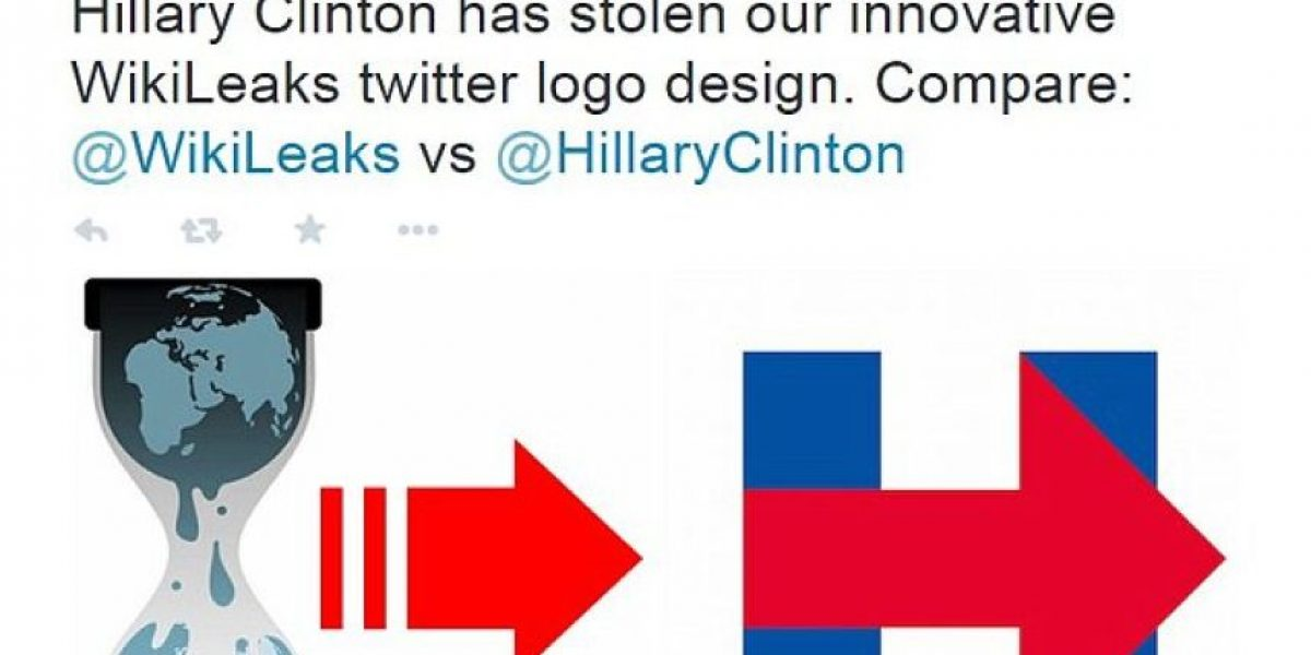Así se burló Internet del logo de campaña de Hillary Clinton