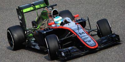 Antes estuvo en Renault (equipo con el que ganó dos Mundiales) y Minardi, escudería que lo debutó en la Fórmula 1. Foto:Getty Images