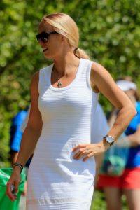 Miren las mejores imágenes de la tenista danesa Foto:Getty Images