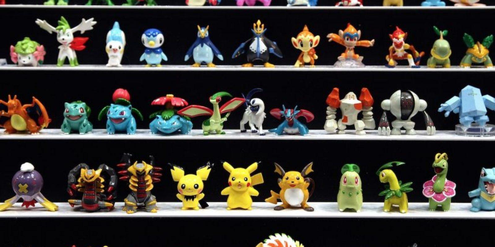 """Pokemon no es una palabra japonesa, es la combinación de las palabras """"pocket"""" y """"monster"""". Foto:Getty Images"""