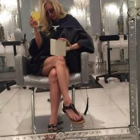 Tiene 35 años Foto:Vía instagram/katiemorganxoxox