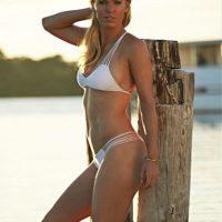 La tenista danesa mandó un mensaje a Jordan Speieth Foto:Vía instagram/carowozniacki