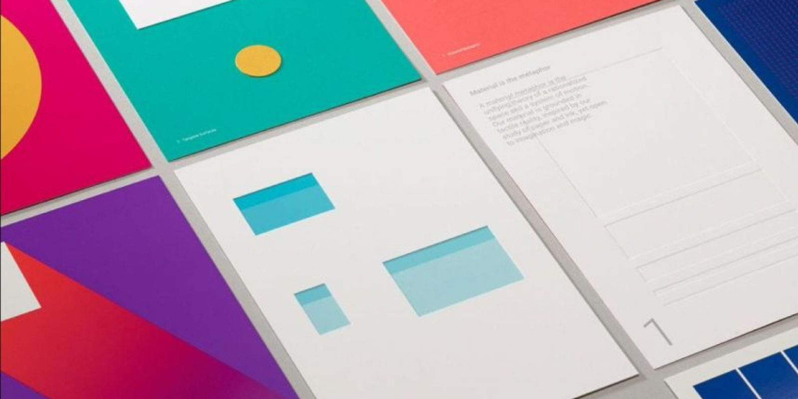 Material Design es el lenguaje de desarrollo de Android 5.0 Lollipop. Foto:Twitter