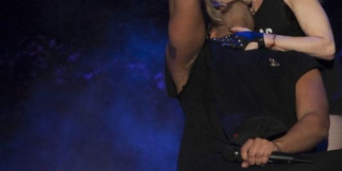 ¿Madonna planea conquistar al exnovio de Rihanna?