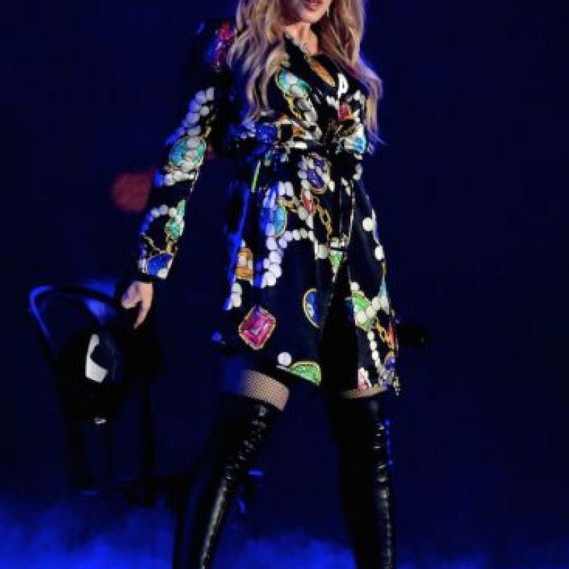 """Dicha canción habla de un hombre que busca una mujer """"tan grande como Madonna"""". Foto:Getty Images"""