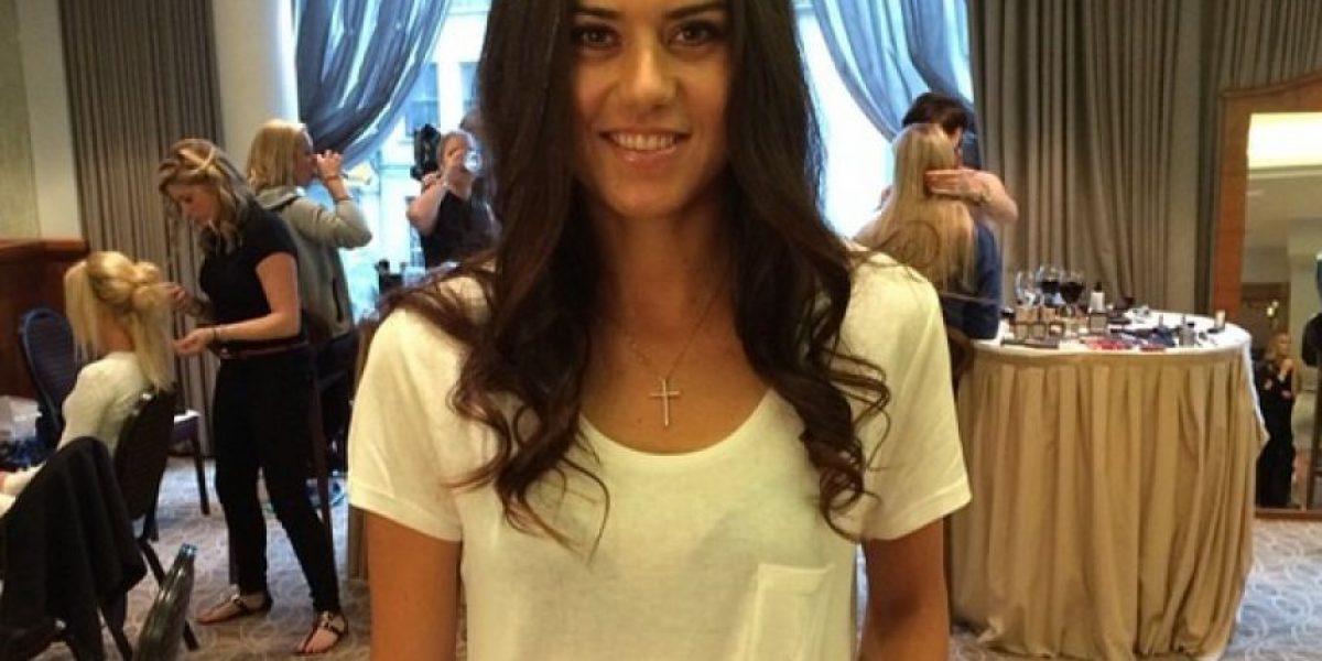 FOTOS: Santiago Giraldo sorprende con su bella novia tenista