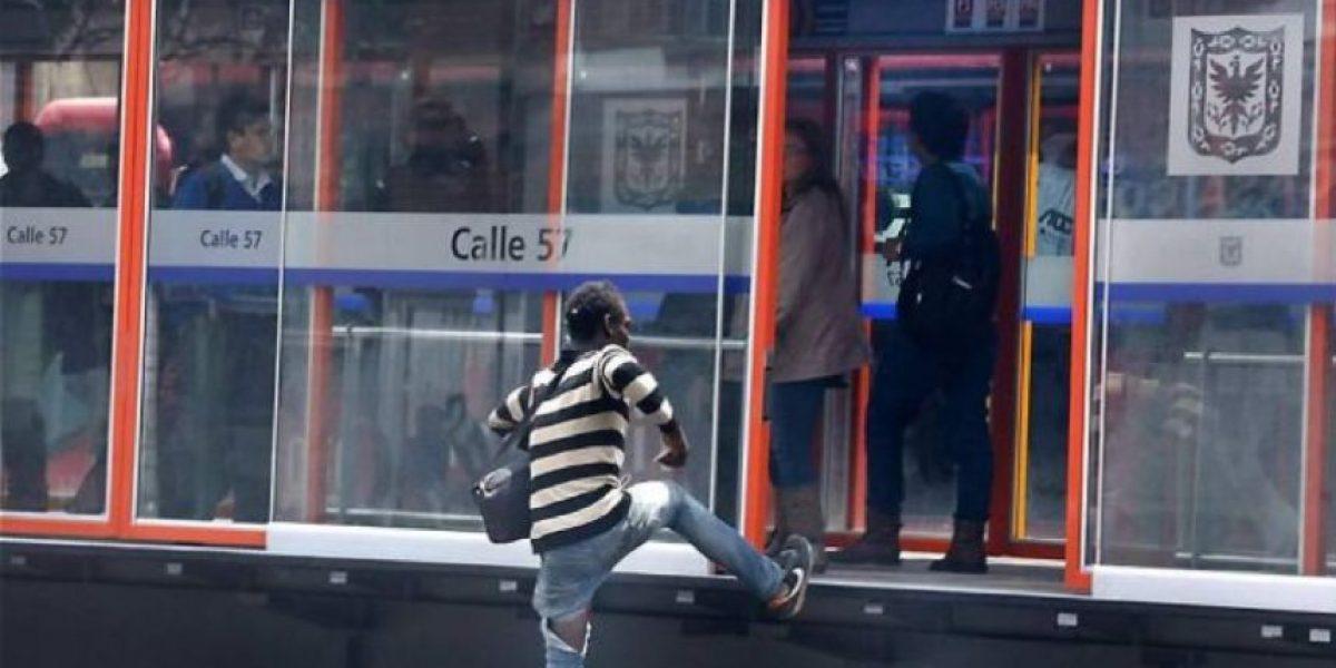 """Hoy es el día """"anticolados"""" de TransMilenio"""