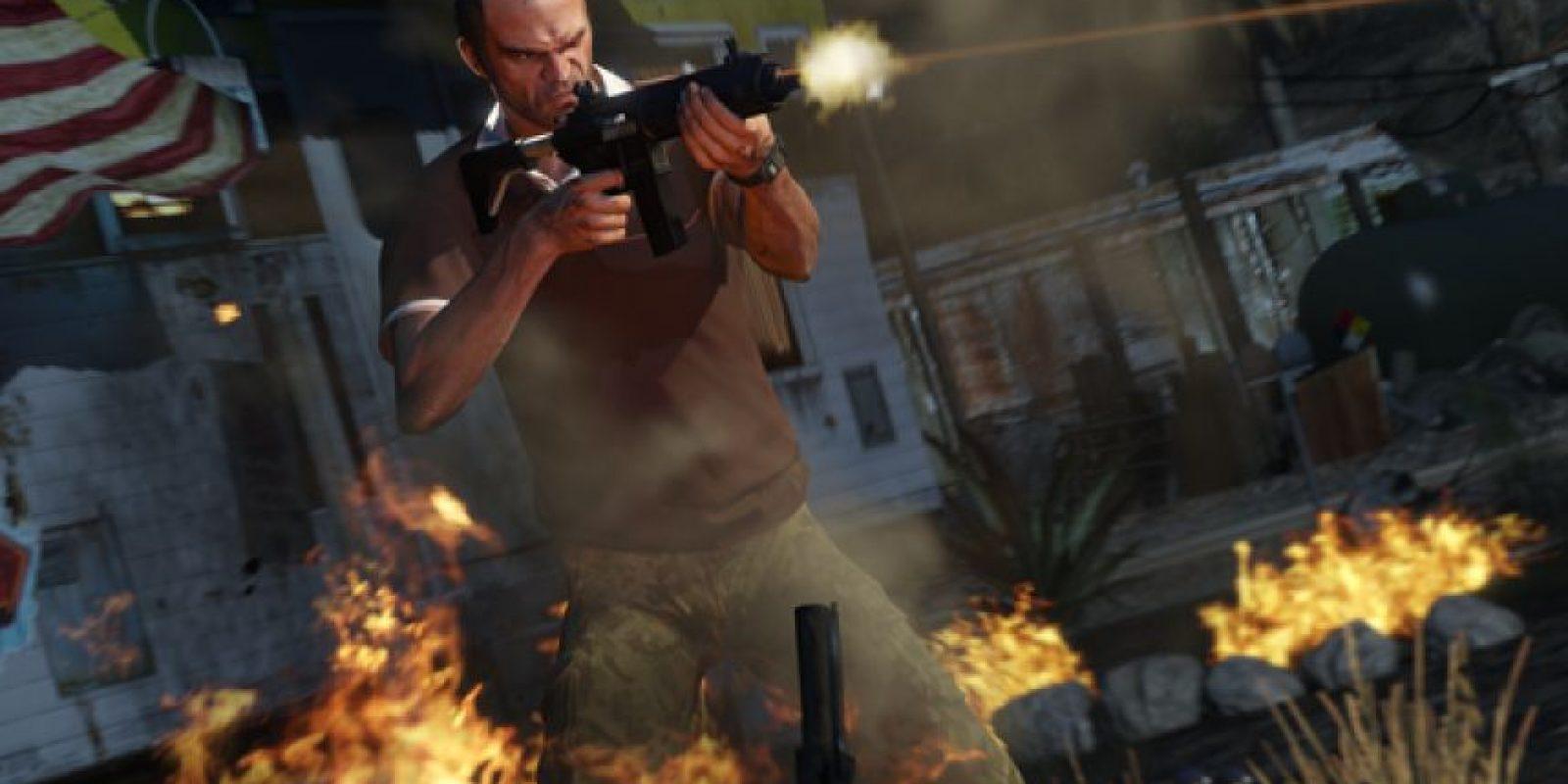 """Estas son las novedades que encontrarán en """"GTA para PC"""". Foto:Rockstar Games"""