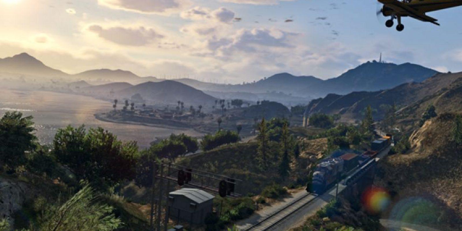 Rocstar Games restrasó su salida, pero finalmente ya lo pueden disfrutar. Foto:Rockstar Games