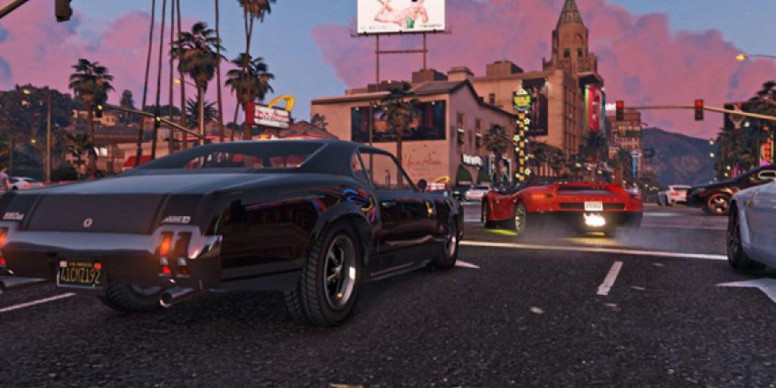 4) Se retocaron aspectos como la vegetación y el tráfico, además se mejoraron las aspectos atmosféricos. Foto:Rockstar Games