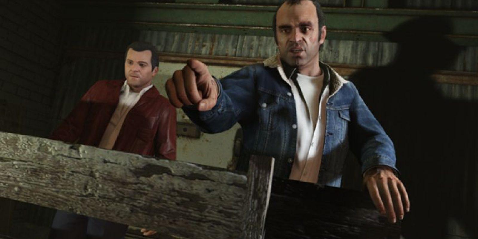 """Desde este martes está disponible la nueva versión de """"GTA"""". Foto:Rockstar Games"""