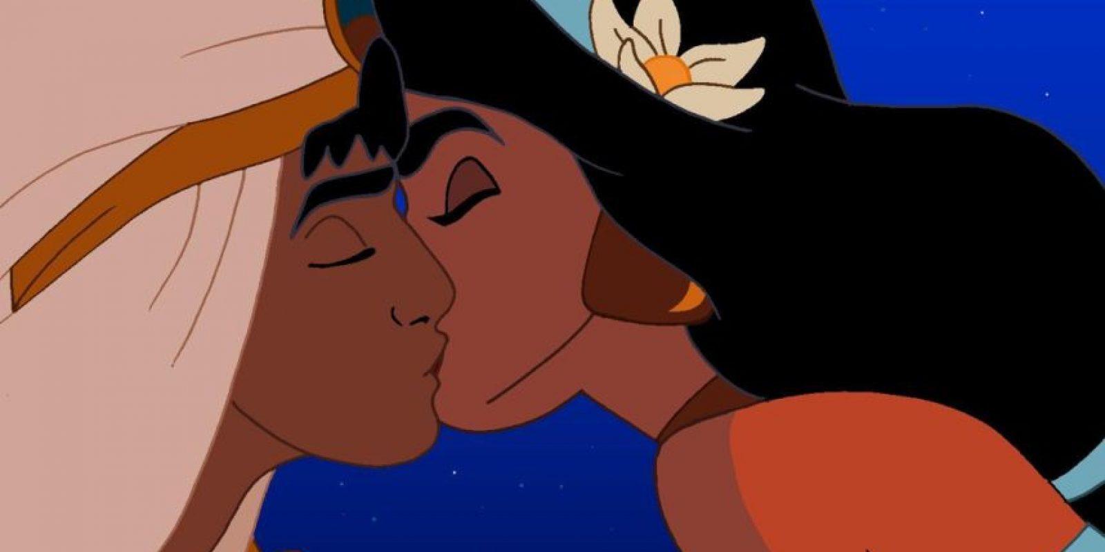 """1. Mononucleosis infecciosa, o la """"enfermedad del beso"""". Foto:vía Disney"""