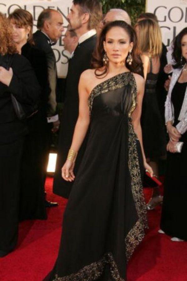 Así se le vio en los Oscars, en 2007. Foto:vía Getty Images