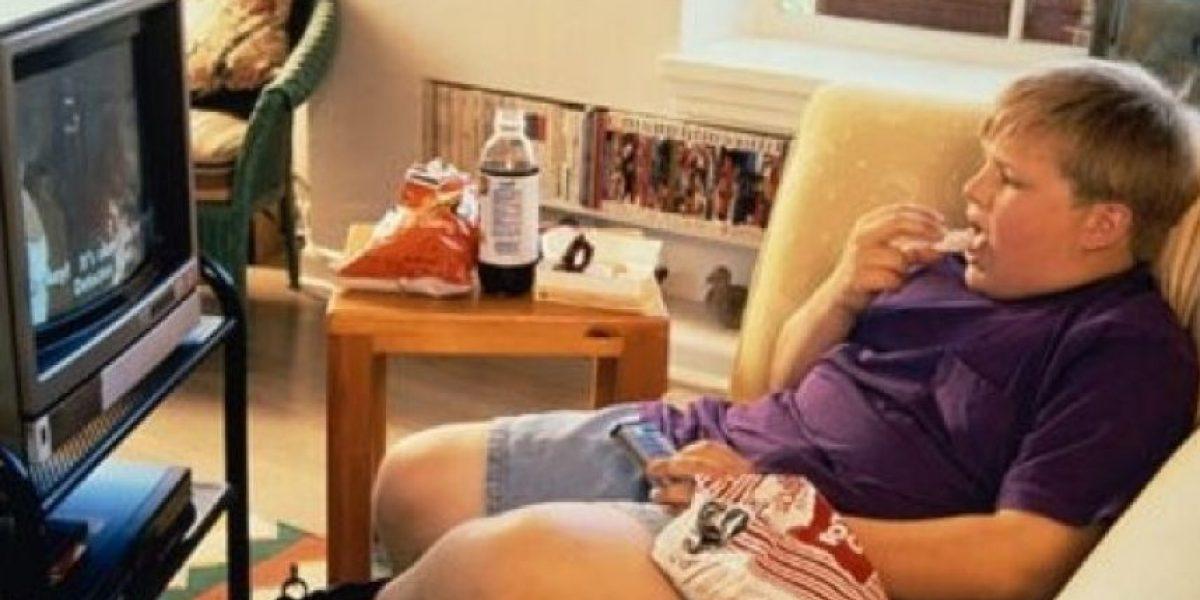 Abandonó a su familia: No aguantó el estrés que le causaban sus hijos con sobrepeso