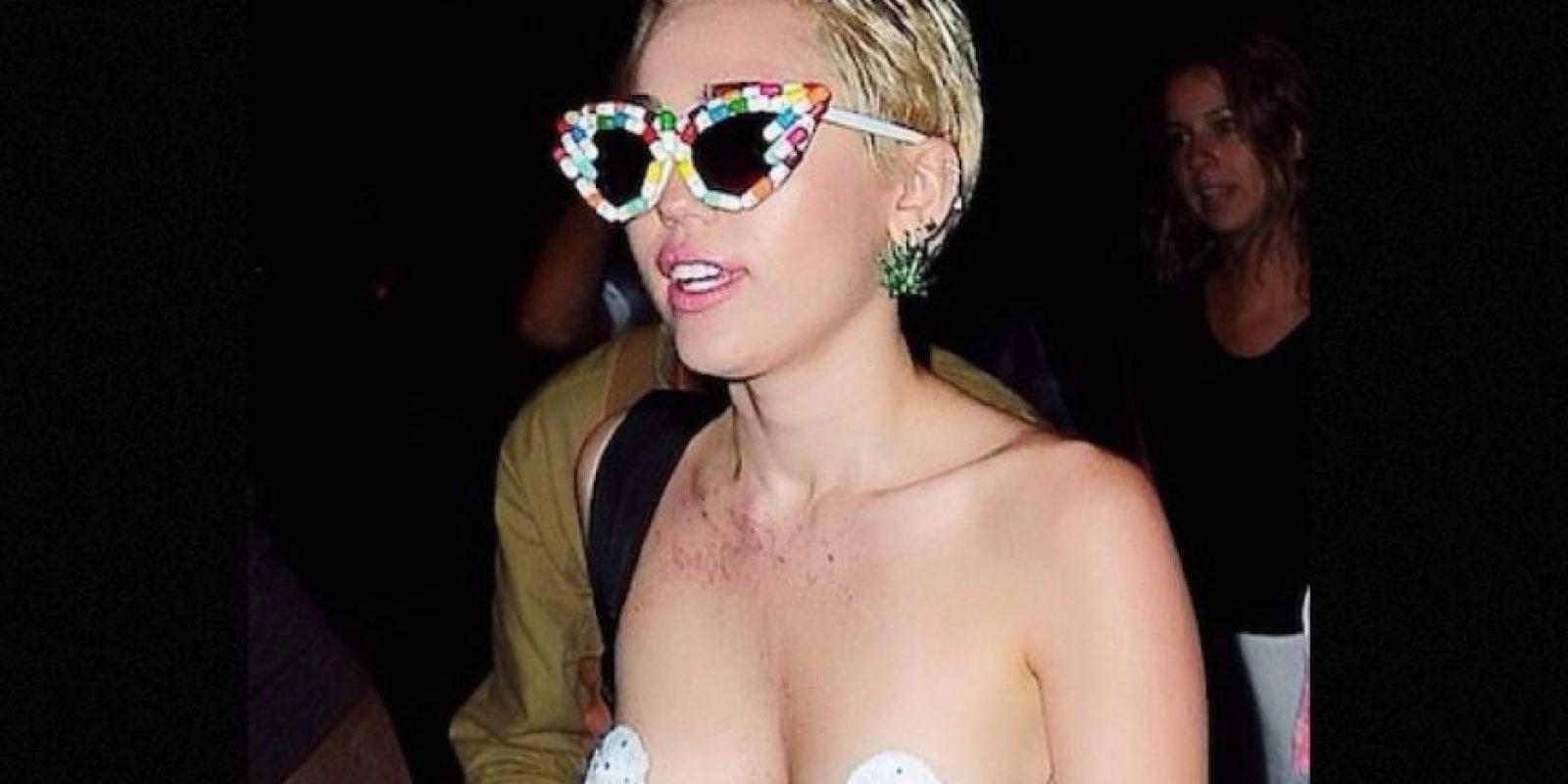 Miley Cyrus Foto:vía Instagram