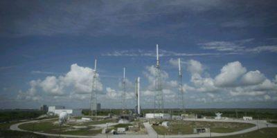 Foto: Vía Livestream.com/SpaceX