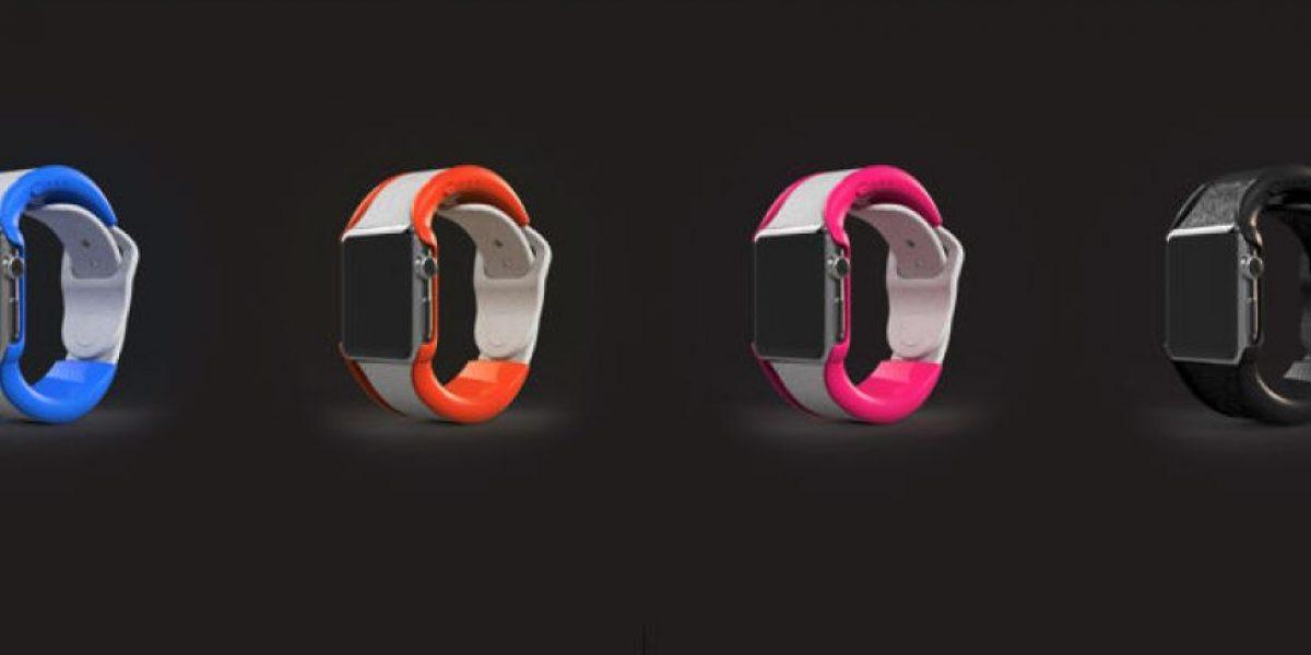 Esta banda les dará el doble de horas de batería en el Apple Watch