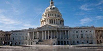 Capitolio de Estados Unidos. Foto:Getty Images
