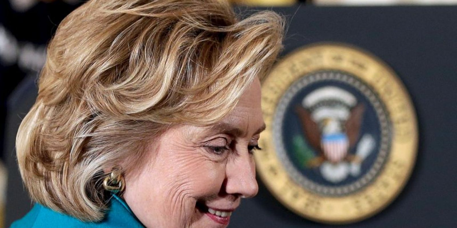 Se postuló en 2008, año en que perdió frente a Barack Obama. Actualmente, se encuentra haciendo campaña en Iowa. Foto:Getty Images