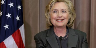 Es esposa del expresidente de Estados Unidos, Bill Clinton, con quien tiene a su hija Chelsea Clinton. Foto:Getty Images