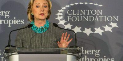 Fue primera dama, secretaria de Estado y senadora por el estado de Nueva York. Foto:Getty Images