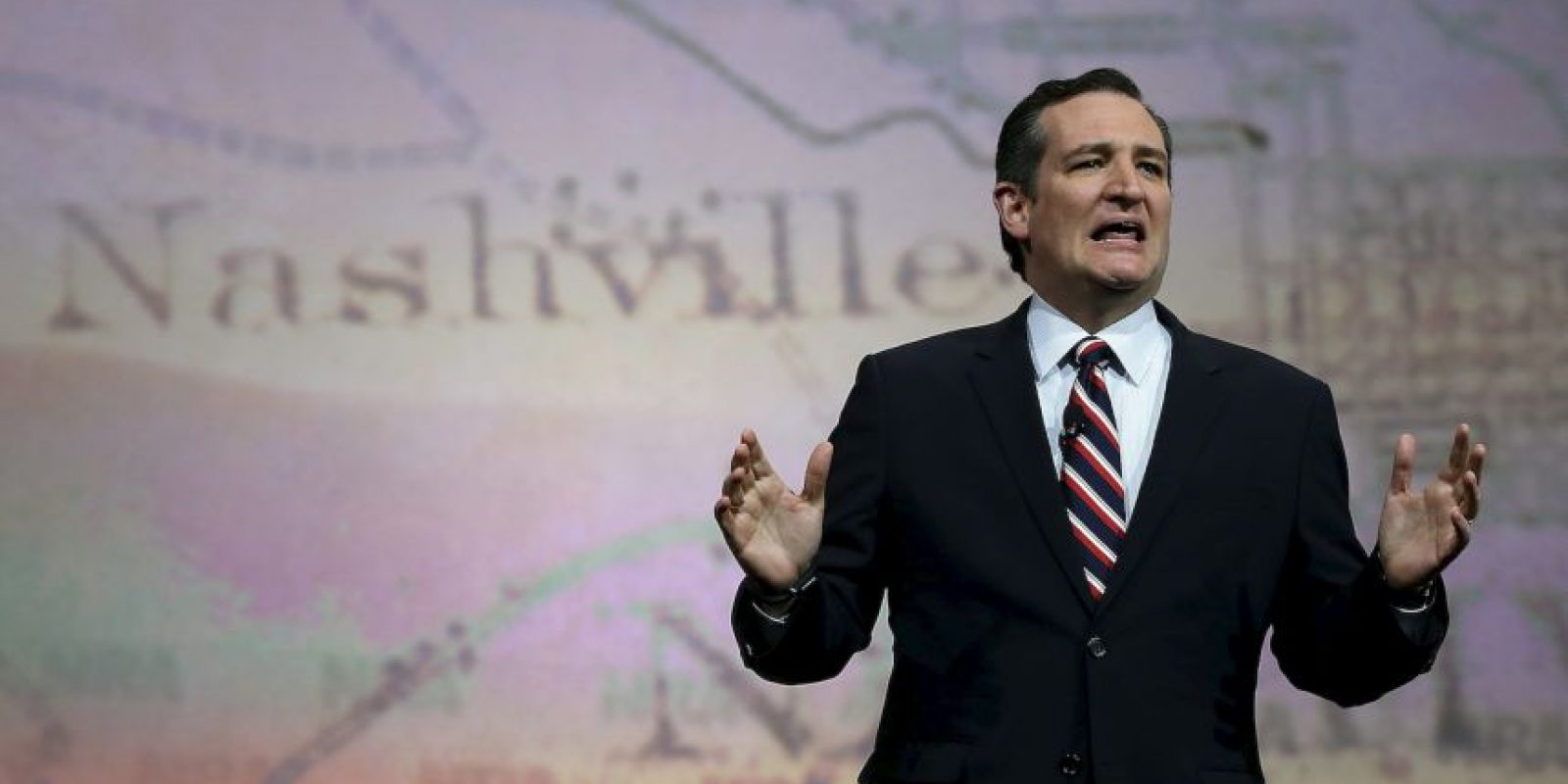 Es senador republicano por el estado de Texas. Foto:Getty Images