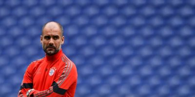 Pep Guardiola es el DT de los bávaros Foto: Getty Images